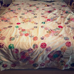 Other - Vintage handmade quilt top